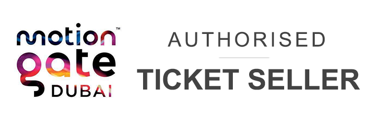 Motiongate Dubai - Authorised Ticket Seller
