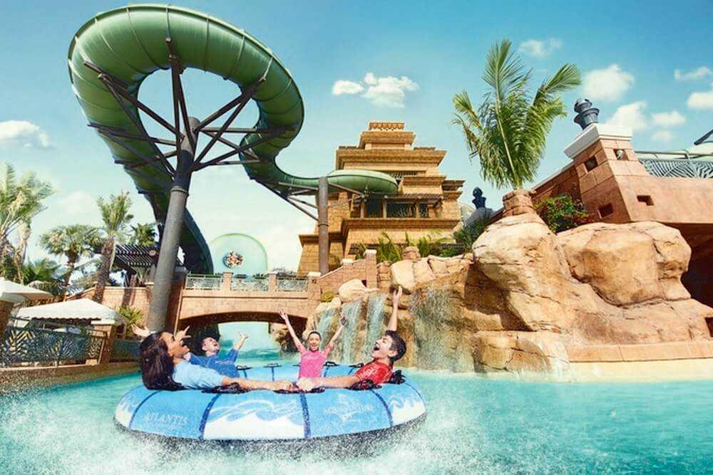 Atlantis Aquaventure Waterpark