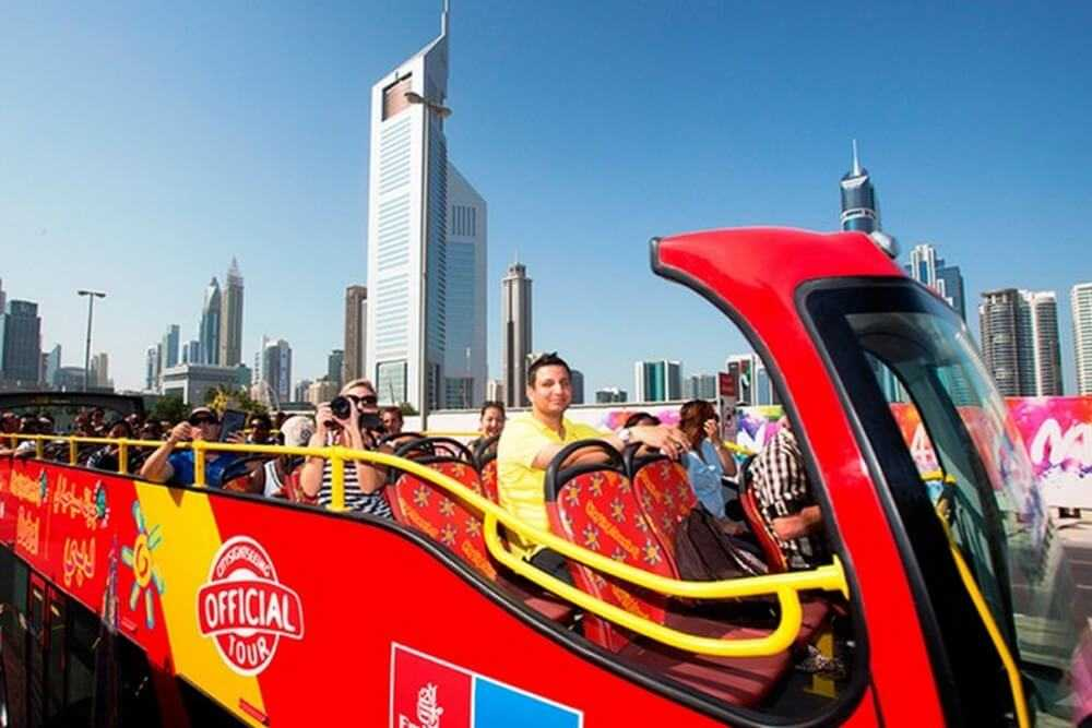 City Sightseeing Dubai