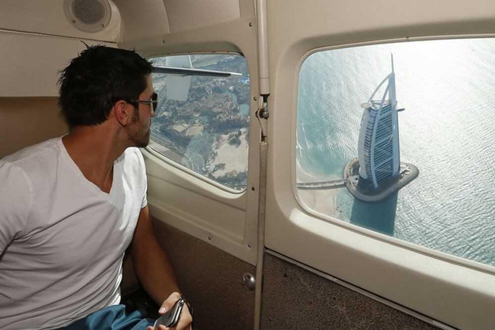 Seaplane & Ferrari World