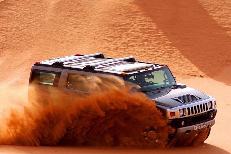 Royal Safari - Hummer