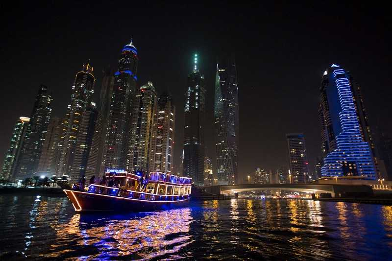 Luxury Cruise - Dubai Marina