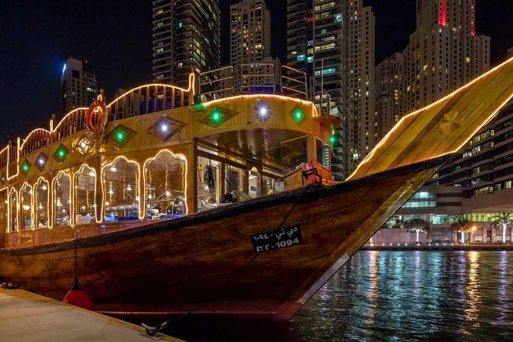 Luxury Cruise - Dubai Marina