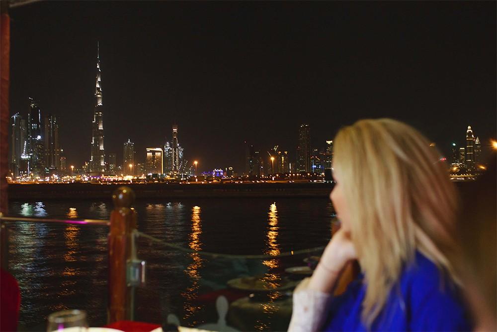 Luxury Cruise - Dubai Canal