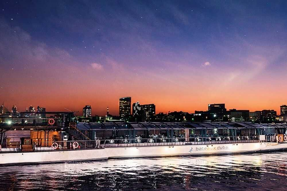 Luxury Bateaux Dinner Cruise